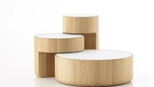 LEVELS I COFFEE TABLES